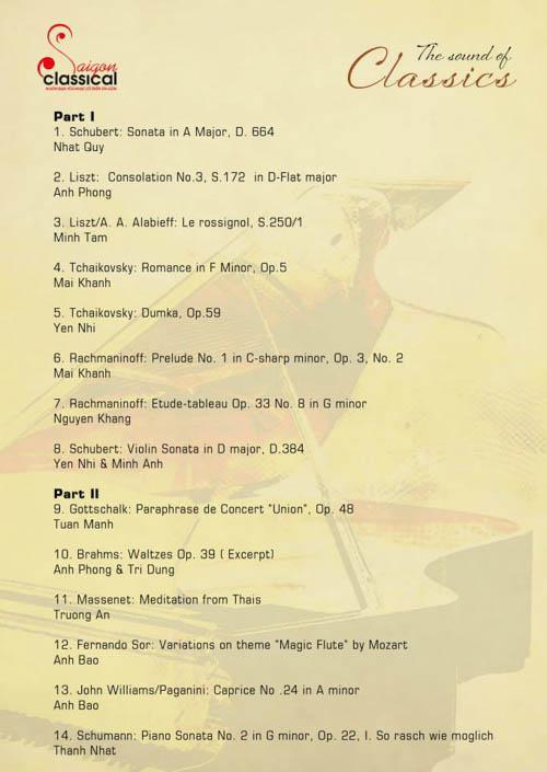 2014.01.11. The Sound Of Classics 2