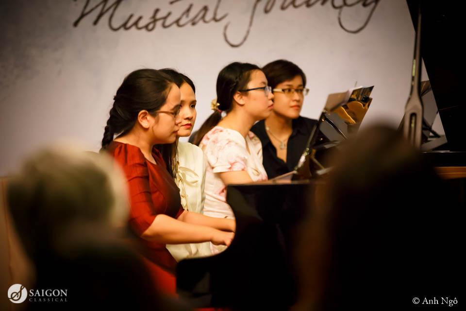 Do Quyen & Minh Trang Musical Journey (5)