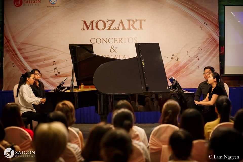 Mozart Concertos & Sonatas (9)